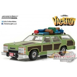 National Lampoon's Vacation (1983) - 1979 Famille Truckster w Bagages sur le toit
