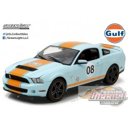 2012 Ford Mustang Shelby GT500 - Gulf Oil