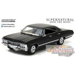 1/24 Greenlight Chevrolet Impala Sport Sedan 1967 Supernatural GL-84032 PassionDiecast