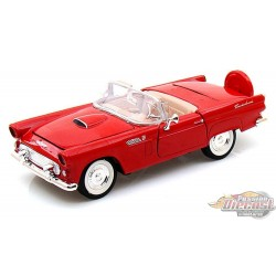 1956 FORD THUNDERBIRD ROUGE