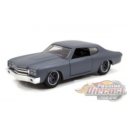 FAST & FURIOUS - DOM'S 1970 CHEVROLET CHEVELLE SS