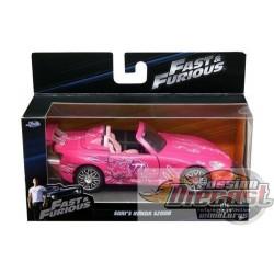 FAST & FURIOUS - SUKI'S HONDA S2000