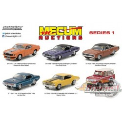 Mecum Auctions Collector Cars Series 1