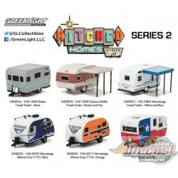HITCHED HOMES SERIES 2  Assortiment