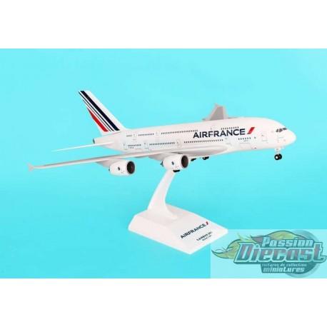 Maquette Air France Airbus A380 1:200 Collection Modèle Avion skymarks SKR617