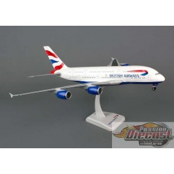 Passion Diecast  Hogan 1/200 HG0298G  BRITISH AIRWAYS Airbus A380  G-XLEA