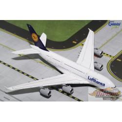 Passion Diecast GEMINI 1/400 GJDLH1632 Lufthansa Airbus A380-800 D-IMC