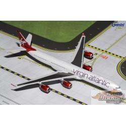 Passion Diecast Gemini Jets 1/400 GJVIR1634 Virgin Atlantic Airbus A340-600 G-VEIL