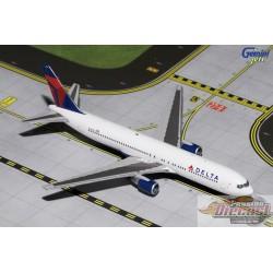 Passion Diecast Gemini Jets 1/400 GJDAL1655 Delta Air Lines Boeing 767-300 N143DA