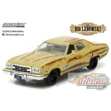 New Ford Gran Torino >> Car of the movie The Big Lebowski driven by (The Dude's)