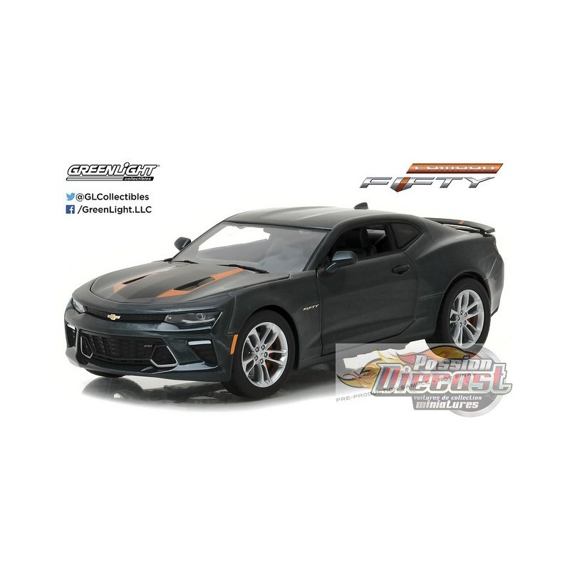 2017 CHEVY CAMARO SS 50th Anniversary Edition