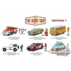 THE HOBBY SHOP SERIES 1 Assortiment