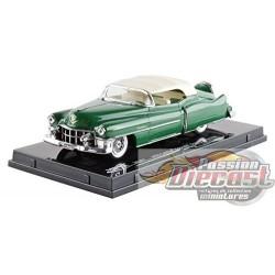 Cadillac Closed Convertible - 1953  GREEN