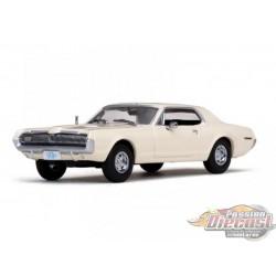 1967 Mercury Cougar BLANC
