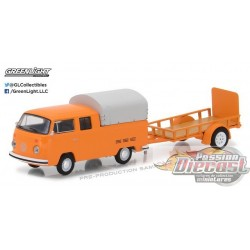 Hitch and Tow SERIES 11 - 1978 VW Type 2 Double Cab Pick-Up ET REMORQUE