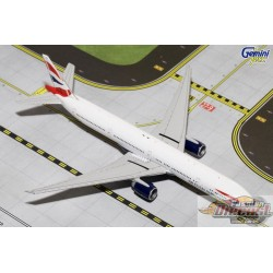 Passion Diecast Gemini 1/400 GJBAW1365 British Airways Boeing 777-300ER REG# G-STBG