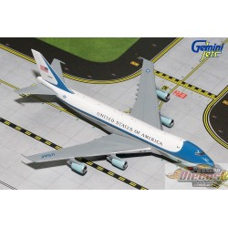 Passion Diecast Gemini Jets 1/400 GJAFO1438 AIR FORCE ONE VC25 Boeing 747-400 #92-9000