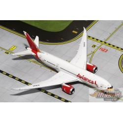 Passion Diecast Gemini 1/400 GJAVA1476 Avianca Boeing 787-8 Dreamliner Reg # N781AV