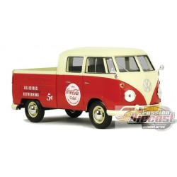 1963 Volkswagen Type 2 T1 Pickup with METAL Vending Machine