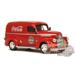 1945 Panel Delivery Van  MOTOR CITY CLASSIC 1:43  MCC-443045  Passion Diecast