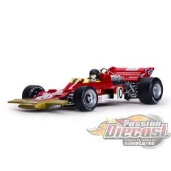 Lotus 72C - NO6 Jochen Rindt - 1970 France GP Winner - Sunstar 1/18 - 18275 - Passion Diecast