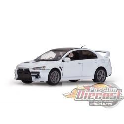 Mitsubishi Lancer Evolution X - Edition Final  - BLANC PERLE