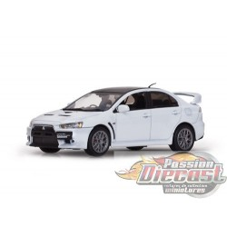Mitsubishi Lancer Evolution X - Final Edition- Pearl White