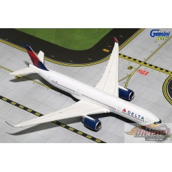 Passion Diecast Gemini Jets 1/400 GJDAL1607 Delta Air Lines Airbus A350-900 REG#N501DN