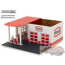 Mechanics Corner Series 1 - Vintage Gas Station Texaco Oil
