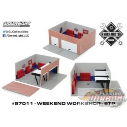 Mechanics Corner Series 1 - GARAGE STP