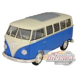 1962 Volkswagen Classical Bus BLEU