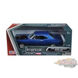 Dodge Coronet Super Bee 1969 BLUE