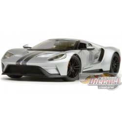 FORD 2017 GT SILVER
