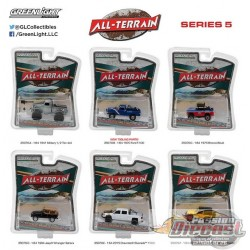 All-Terrain Series 5 Assortiment