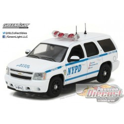 2012 Chevrolet Tahoe New York City Police Dept (NYPD)