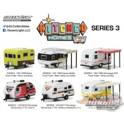 HITCHED HOMES SERIES 3 Assortiment