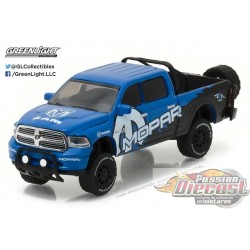 Passion Diecast 2017 Ram 1500 MOPAR Off-Road Edition (Hobby Exclusive) Greenlight