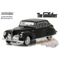 1941 Lincoln Continental avec des trous de balle - Le parrain