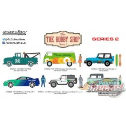 THE HOBBY SHOP SERIES 2 Assortiment