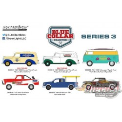 Blue Collar Collection Series 3 assortment
