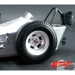 "The Chizler V"" VIntage Dragster"