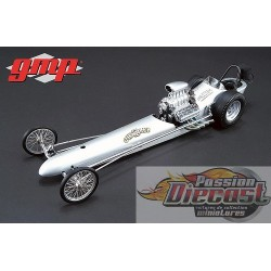 """The Chizler V"""" VIntage Dragster  1:18  GMP-18847   Passion diecast"""