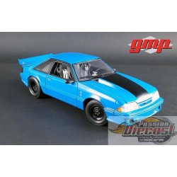 1320 Drag Kings 1993 Ford Mustang Cobra King Snake -bleu
