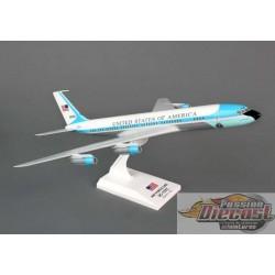 SKYMARKS 1/150 SKR756  AIR FORCE ONE VC-137 (707) #26000 JFK Passion Diecast