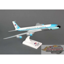 SKYMARKS 1/200 SKR756  AIR FORCE ONE VC-137 (707) #26000 JFK Passion Diecast