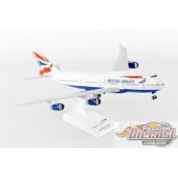 SKYMARKS 1/200  SKR304  BRITISH AIRWAYS  Boeing 747-400  Passion Diecast