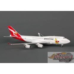 QANTAS Boeing 747-400 SPIRIT OF AUSTRALIAN  Phoenix 1/400  PH4QFA793  Passion Diecast
