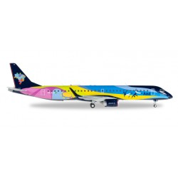 Azul Brazilian Airlines Embraer E195  PR-AXHHerpa 1/200 HE 557771  Passion Diecast