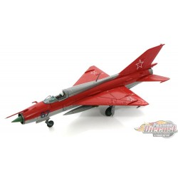 Mikoyan-Gurevich MiG-21PFM Fishbed  Soviet Air Force HOBBY MASTER 1/72  HA0189    Passion Diecast