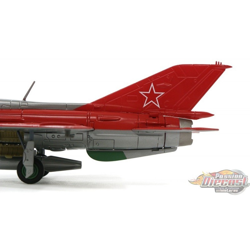 Mikoyan-Gurevich MiG-21PFM Fishbed Soviet Air Force HOBBY